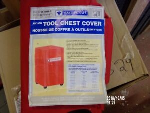 Mastercraft Toolbox Cover,  Tool Box Cover,  Tool Chest Cover