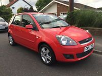 2007(57) Fiesta 1.25 Zetec Climate - 38,350 Miles - Full Service History - Long Mot - Immaculate