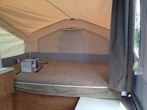 2010 Flagstaff Tent Trailer in MINT condition Kawartha Lakes Peterborough Area image 3