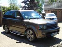 2010 Land Rover Range Rover Sport 3.0TD V6 Auto HSE NARA BRONZE
