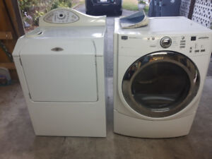 H/D DELUXE MAYTAG WASHER & MAYTAG DRYER FOR SALE