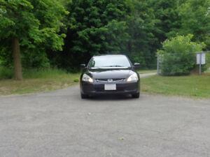 2003 Honda Accord EX-L V6 LEATHER/HEATED SEATS/SUNROOF/REAR TV