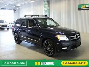 2012 Mercedes Benz GLK350 AWD (Cuir-Toit Pano-Mags 20 Pouces)