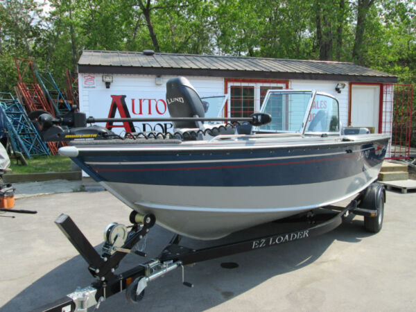 Used 2004 Lund Boat Co Fisherman