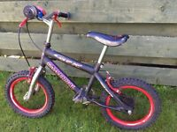 "14"" first bike"