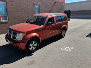 2008 dodge nitro 6 speed manual