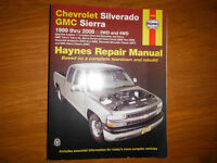 1999-2006 GMC Sierra Silverado Tahoe Yukon Avalanche Shop Manual