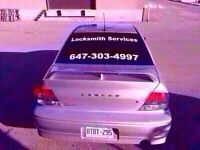 Emergency Locksmith FREE SERVICE CALL 647-303-4497