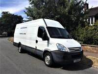 2008 Iveco Daily S Class 2.3TD ( IV ) 35S12 LWB HIGH ROOF + NO VAT + ONLY 90K