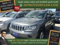 "Satin Carbon Grand Cherokee - TEXT ""AUTO LOAN"" TO 519 567 3020"
