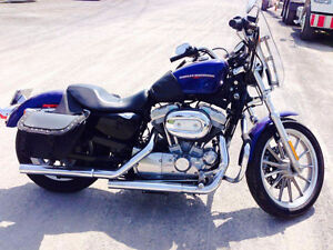 Harley Davidson Sportster 883 XL low miles
