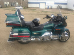 1995 Gold Wing SE GL1500 Canadian Edition Motorcycle
