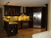 CUSTOM KITCHEN CABINETS! SPRING SALE 50% OFF!!