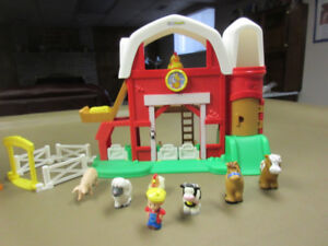 """Little People"""" Animal Farm..made by Fisher Price..ONLY $25.00"""