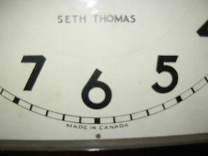 (REDUCED)Seth Thomas Wall Clock Cambridge Kitchener Area image 2