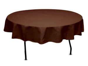 """80"""" Round Tablecloth"""