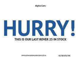 image for 2004 Rover 25 1.4 SEI 16V 3d 84 BHP Hatchback Petrol Manual