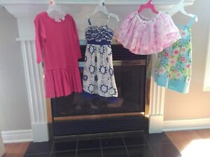 Size 4 Dresses and Skirt - $5.00 each