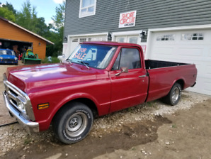 1972 Chevy C10 Pick Up Truck
