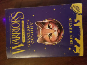 "Warrior cats ""SkyClan's Destiny"" by Eren Hunter (Book)"