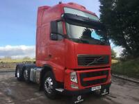 2012 12 Volvo FH 540 XL globetrotter 6x2 leather alloys fridge