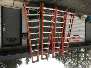 Step ladders 10 ft