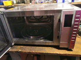 Free microwave / grill / convection oven