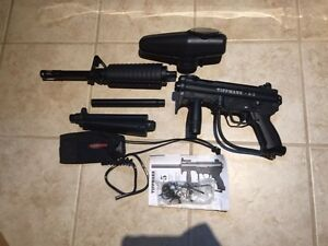 Paintball- Tippmann a5 paintball gun