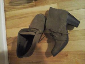 Bottes d'automne et souliers