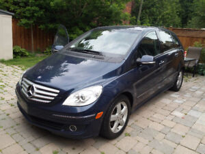 REDUCED PRICE- LOW Kms, 2006 Mercedes- B200