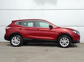 2014 NISSAN QASHQAI 1.5 dCi Acenta [Smart Vision Pack] 5dr SUV 5 Seats