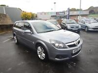 Vauxhall Vectra 1.8i VVT ( 140ps ) 2008MY SRi