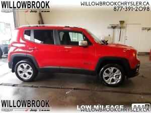 2016 Jeep Renegade Limited  - Low Mileage