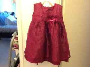 Baby girl party dress size 24 month