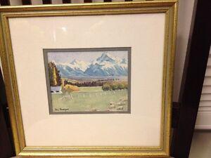Mt Cook New Zealand Comox / Courtenay / Cumberland Comox Valley Area image 1
