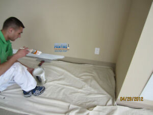 PAINTING CONTRACTOR: drywall repairs, stucco's work, kitchens