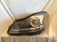Mercedes Benz C Class W204 Cornering Headlight Headlamp Xenon