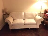 Laura Ashley Mortimer sofas large 3 seater and 2 seater