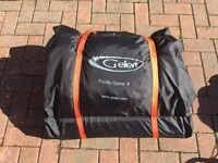 GELERT 4 family dome complete gc