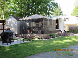 Trailer and more for sale at Maple View Camping