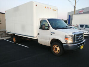 2013 Ford E-450 Cube Van Only 138,000kms