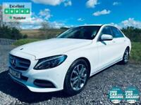 2014 Mercedes-Benz C-CLASS 2.1 C250 BLUETEC SPORT 4d 204 BHP Saloon Diesel Autom