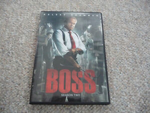 Boss on DVD - Season 2 London Ontario image 1