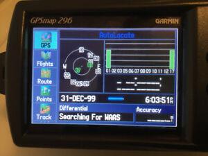 Aircraft GPSmap 296 Garmin GPS