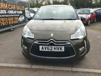 Citroen DS3 1.6 VTi D-Style 120bhp One Owner, Superb Car, Full Extras