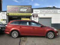 2007 FORD MONDEO TITANIUM X 2.0TDCi 140 ( AA ) WARRANTED INCLUDED