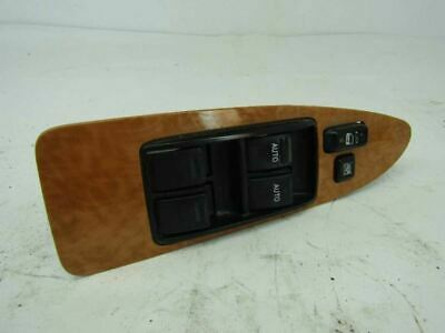 2005-2009 TOYOTA AVALON Left Driver Front Door Master Window Switch Wood Trim