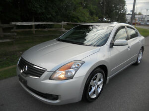 2008 Nissan Altima Sedan  loaded sunroof  3995