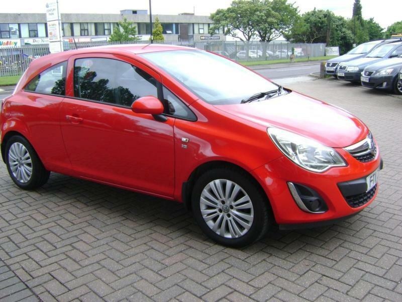 vauxhall corsa 1 3cdti 16v 75ps a c ecoflex excite facelift five stamps in halfway. Black Bedroom Furniture Sets. Home Design Ideas