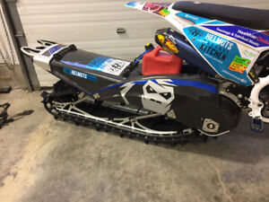 2018 Yeti 129 Snowbike for sale